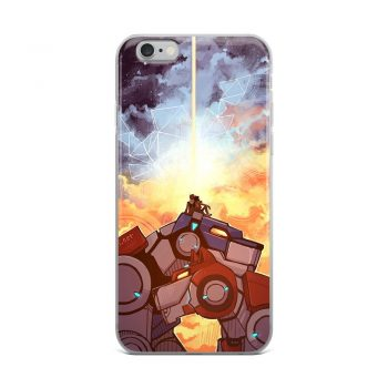 Fire and Ice iPhone X Case, XS, XR, XS Max