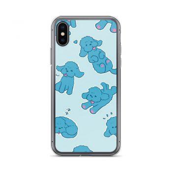 Makkachin Cute iPhone X Case, XS, XR, XS Max