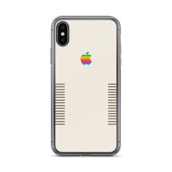 Apple Classic Edition iPhone X Case, XS, XR, XS Max