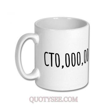 CTO OOO OOO Mug