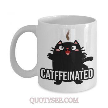Catffeinated Mug