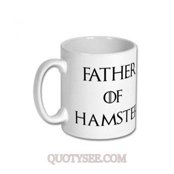 Father of Hamster Mug