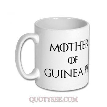 Mother of Guinea Pig Mug