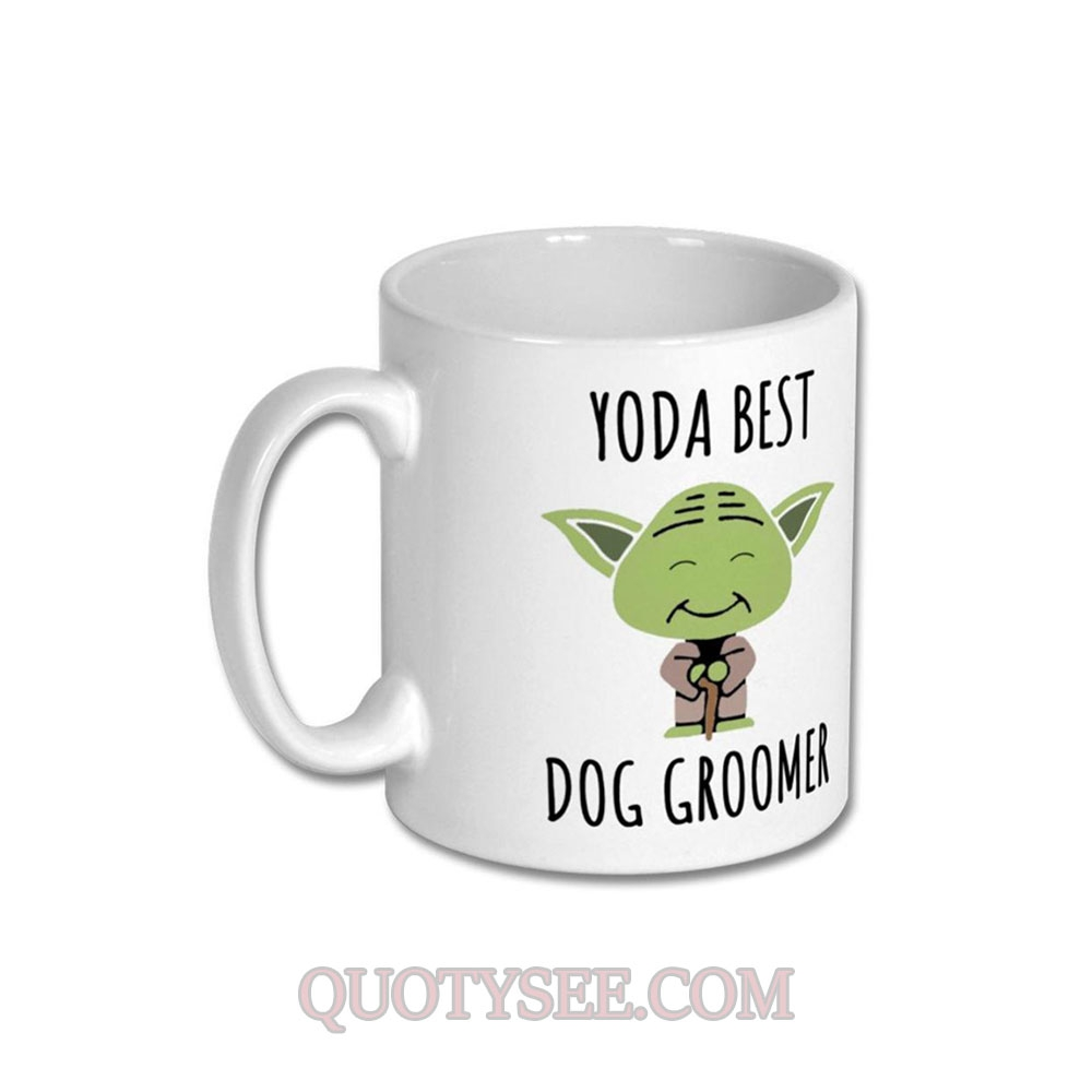 Yooda Best Dog Groomer Mug