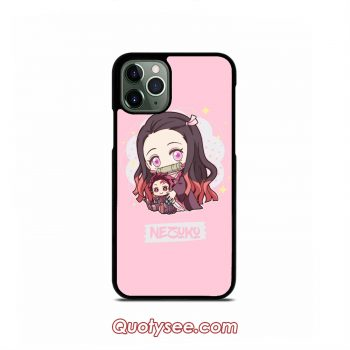 Cute Nezuko Kamado iPhone 11 11 Pro 11 Pro Max Case