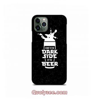 Dark Side Beer Star Wars iPhone 11 11 Pro 11 Pro Max Case