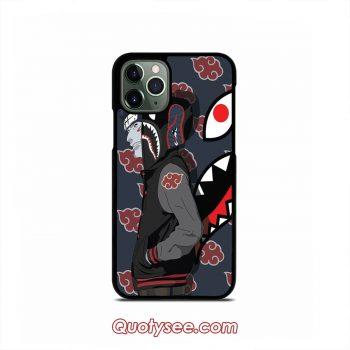 Kisamae Naruto x BAPE iPhone 11 11 Pro 11 Pro Max Case