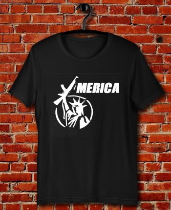 2nd Amendment Ar15 Liberty Quote Unisex T Shirt