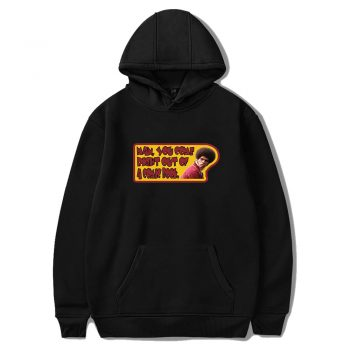 70s Kung Fu Classic Enter The Dragon Jim Kelly Comic Book Unisex Hoodie
