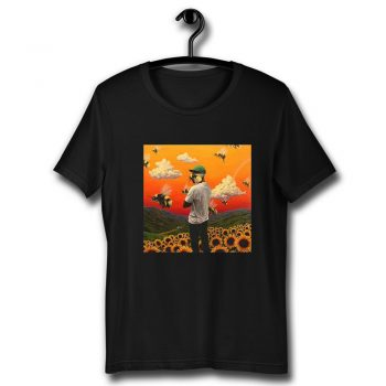 Tyler The Creator Flower Boy Album Cover Unisex T Shirt