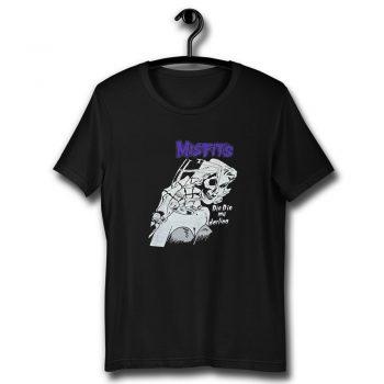 Vintage Misfits die Die My Darling Unisex T Shirt