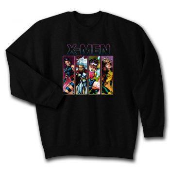 X Men 90s X Ladies Unisex Sweatshirt
