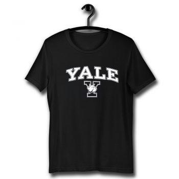 Yale Logo Unisex T Shirt