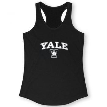 Yale Logo Women Racerback