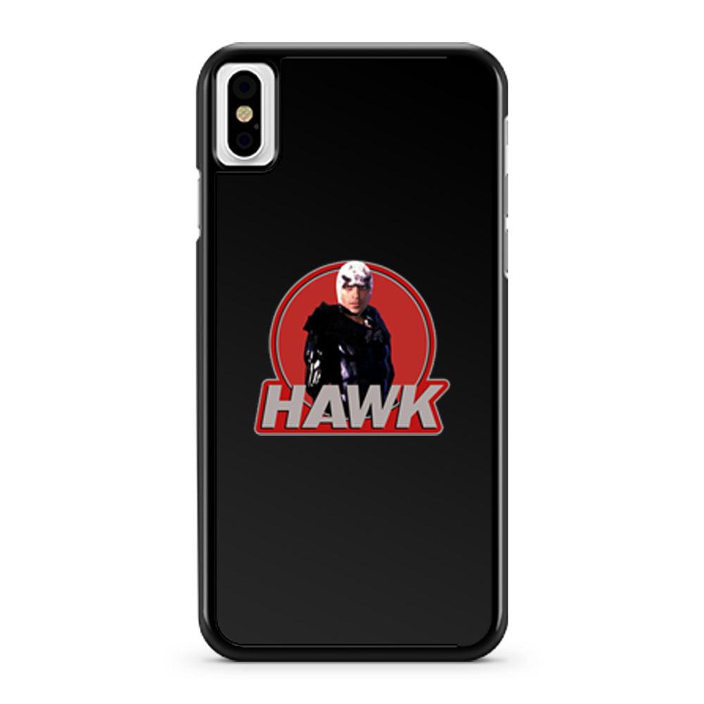 70s Tv Sci Fi Classic Buck Rogers Hawk iPhone X Case iPhone XS Case iPhone XR Case iPhone XS Max Case