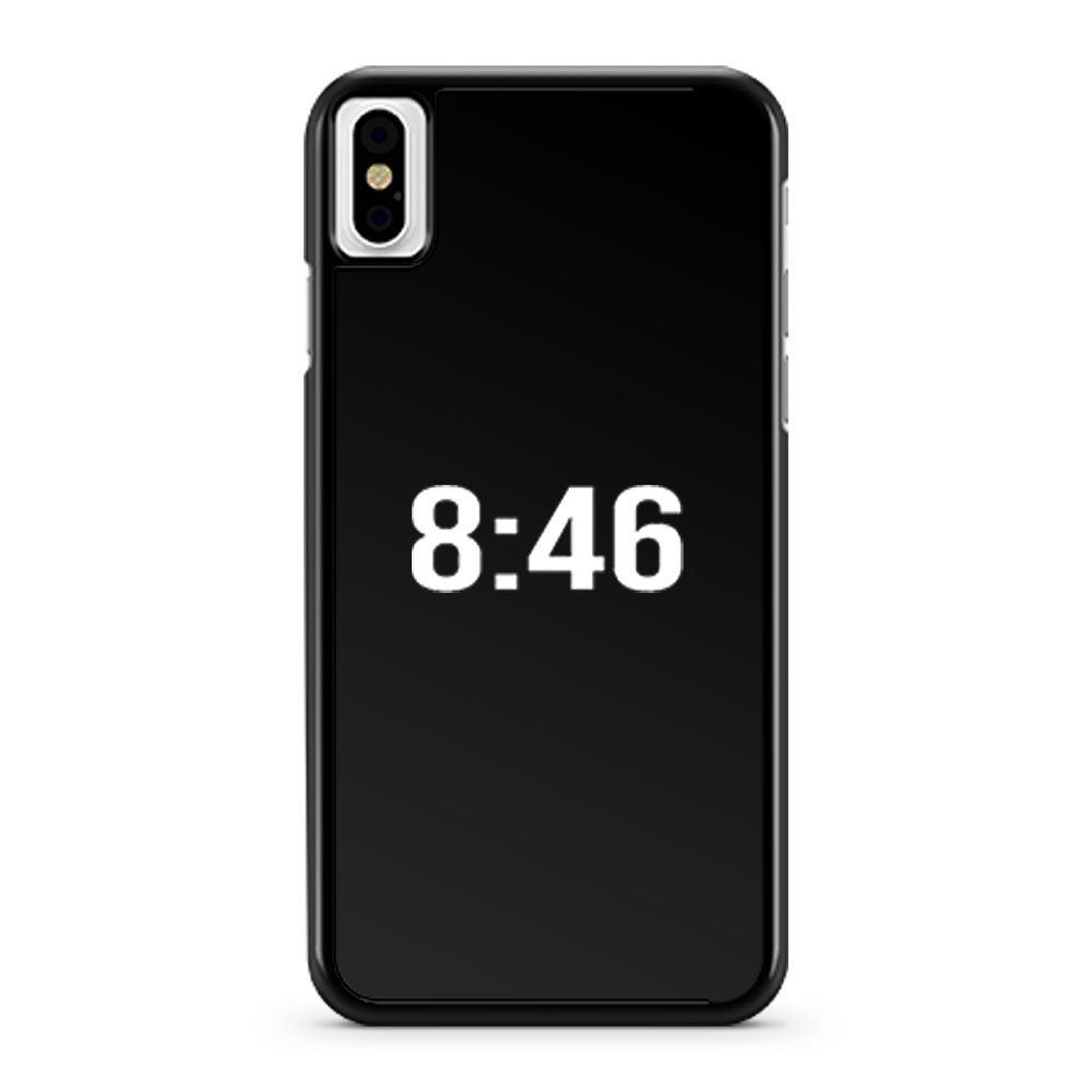 8 46 Black iPhone X Case iPhone XS Case iPhone XR Case iPhone XS Max Case
