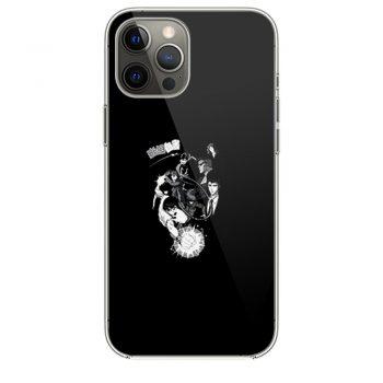 Black And White Yuyu Hakusho Anime iPhone 12 Case iPhone 12 Pro Case iPhone 12 Mini iPhone 12 Pro Max Case