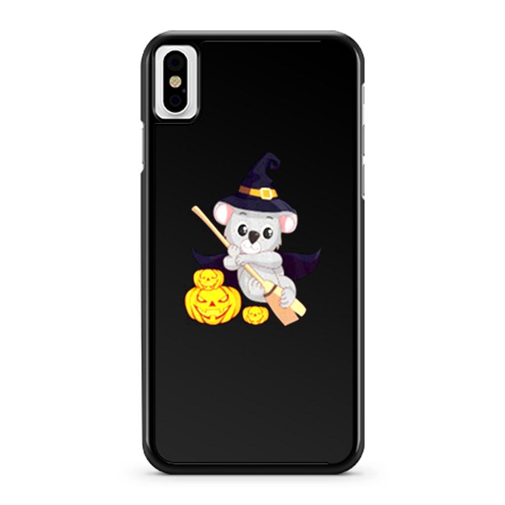 Halloween Koala iPhone X Case iPhone XS Case iPhone XR Case iPhone XS Max Case