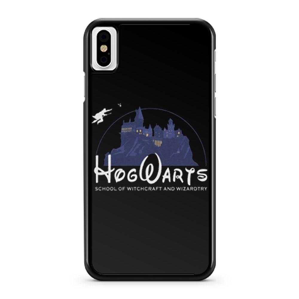 Harry Potter Disneyland iPhone X Case iPhone XS Case iPhone XR Case iPhone XS Max Case