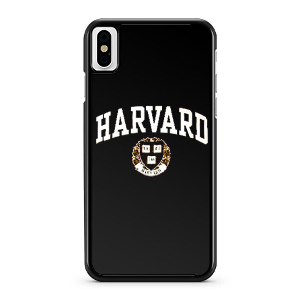 Harvard University iPhone X Case iPhone XS Case iPhone XR Case iPhone XS Max Case