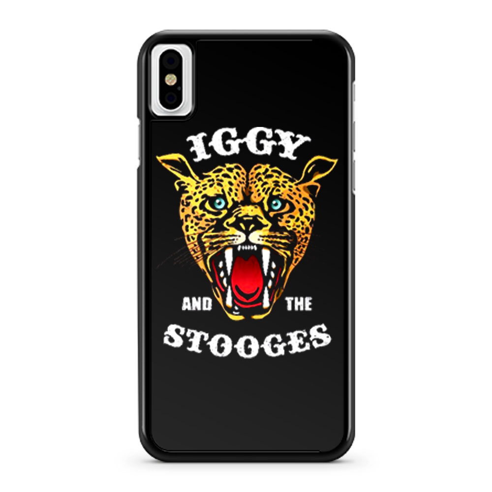 Iggy And The Stooges Wild Thing iPhone X Case iPhone XS Case iPhone XR Case iPhone XS Max Case