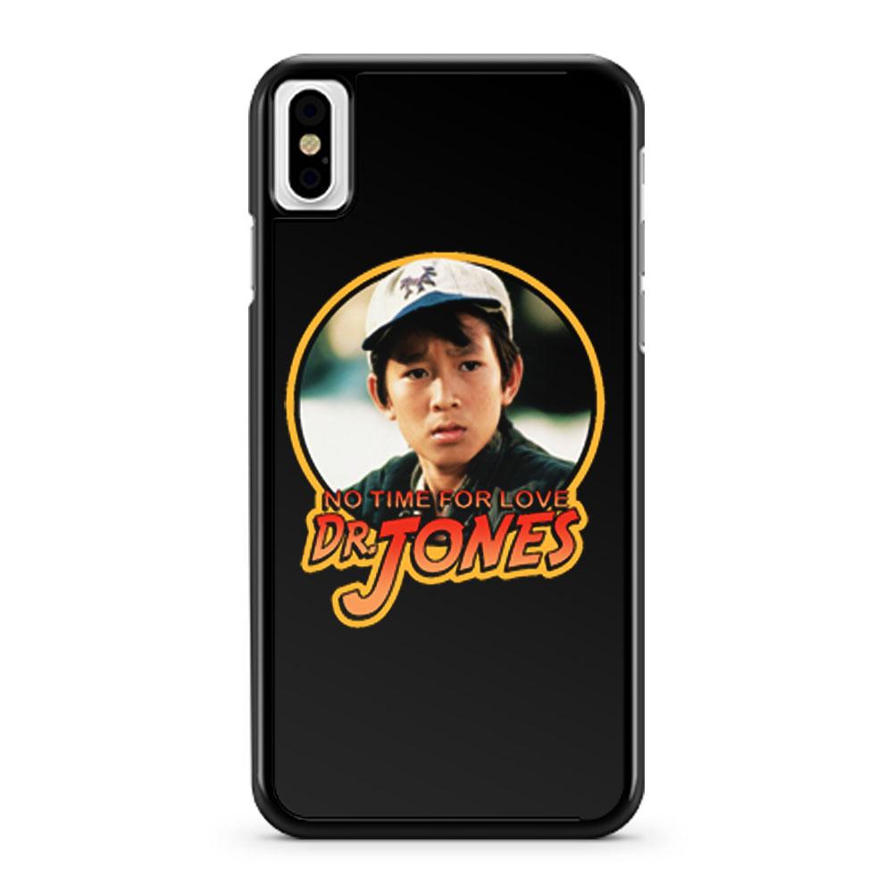 Indiana Jones the Temple of Doom iPhone X Case iPhone XS Case iPhone XR Case iPhone XS Max Case