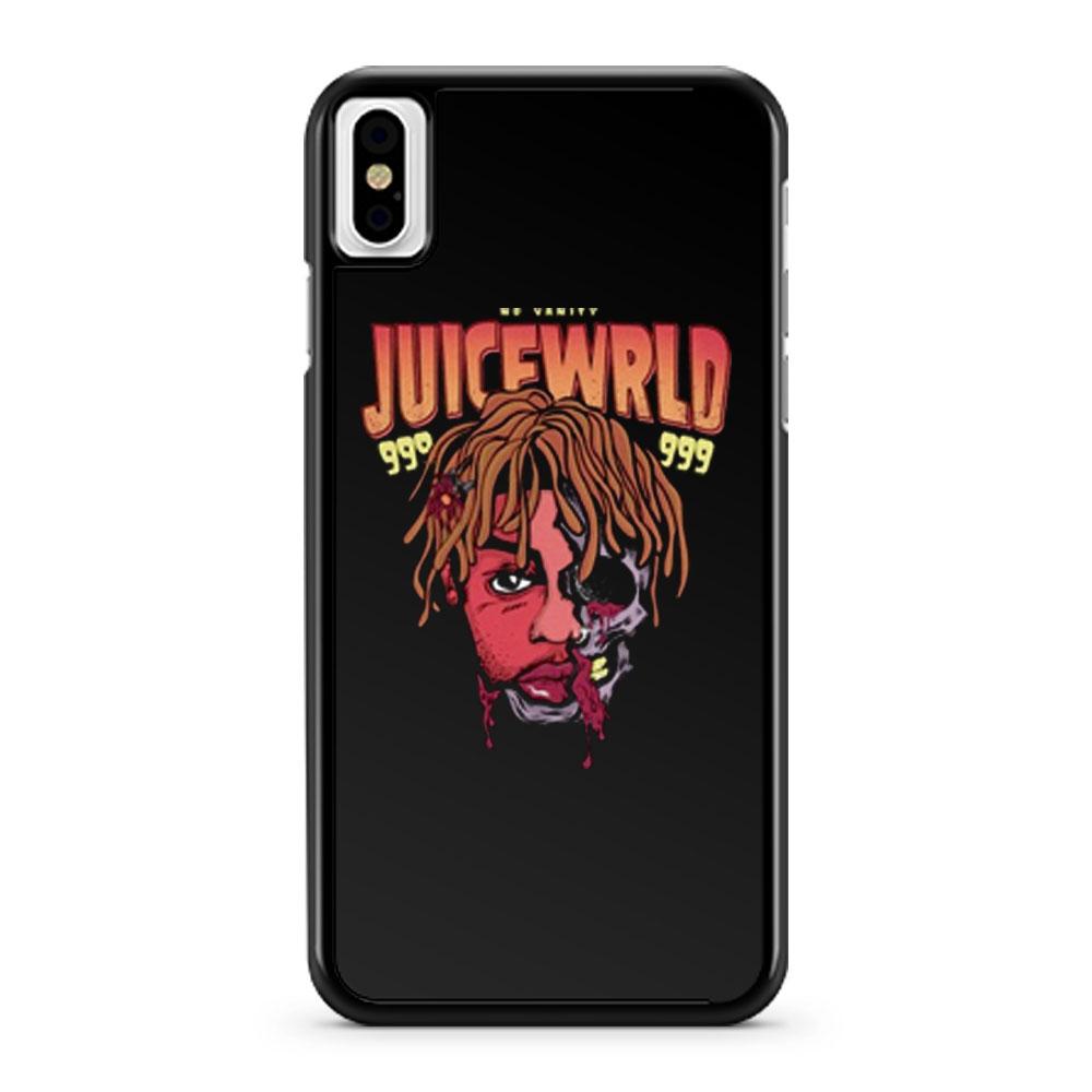 Juice wrld iPhone X Case iPhone XS Case iPhone XR Case iPhone XS Max Case