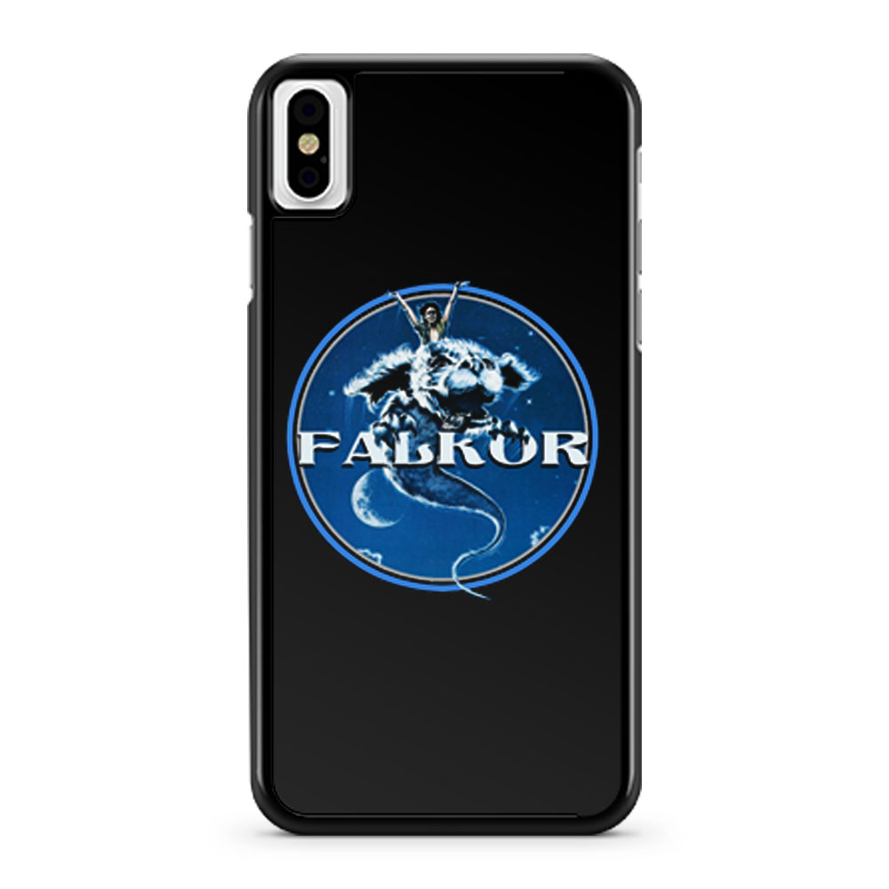Kids Classic The Neverending Story Falkor iPhone X Case iPhone XS Case iPhone XR Case iPhone XS Max Case