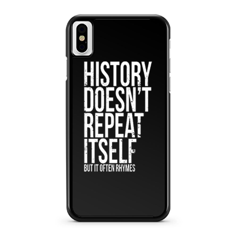 Mark Twain Literature Quote iPhone X Case iPhone XS Case iPhone XR Case iPhone XS Max Case