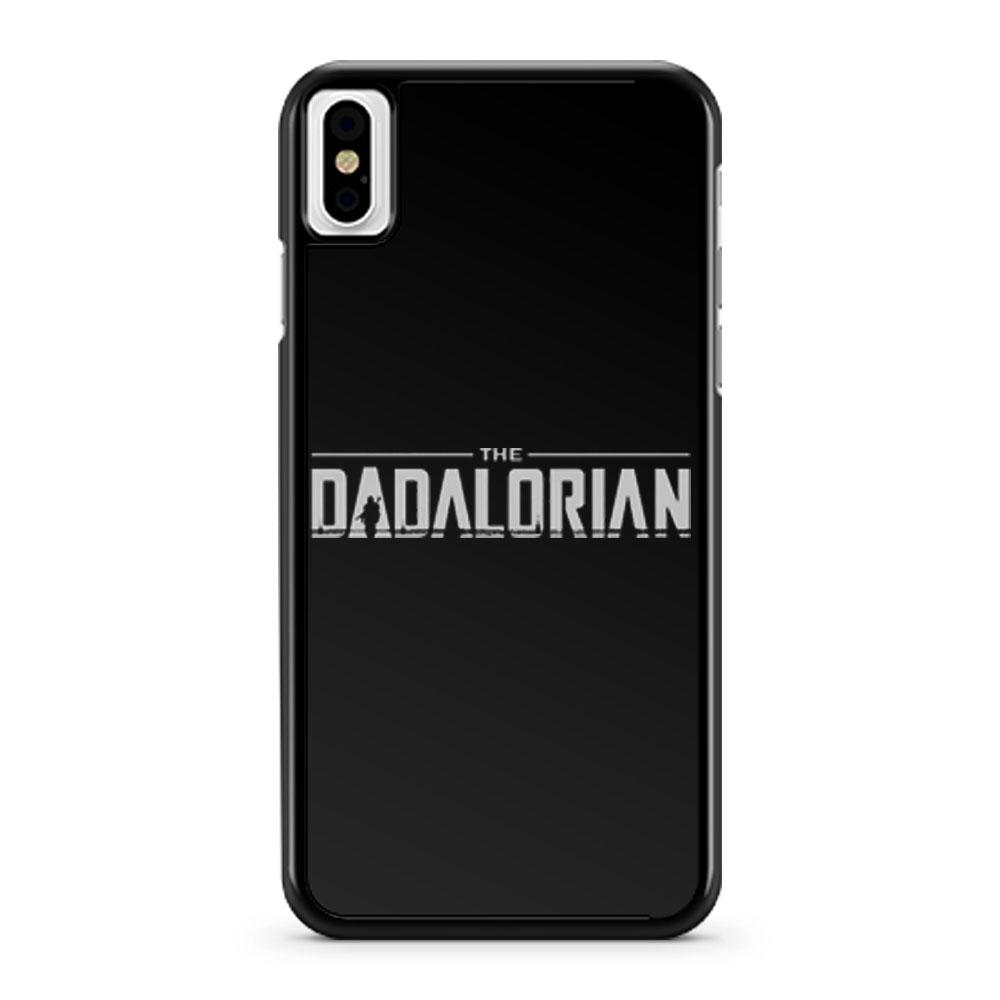The Dadalorian Star Wars iPhone X Case iPhone XS Case iPhone XR Case iPhone XS Max Case