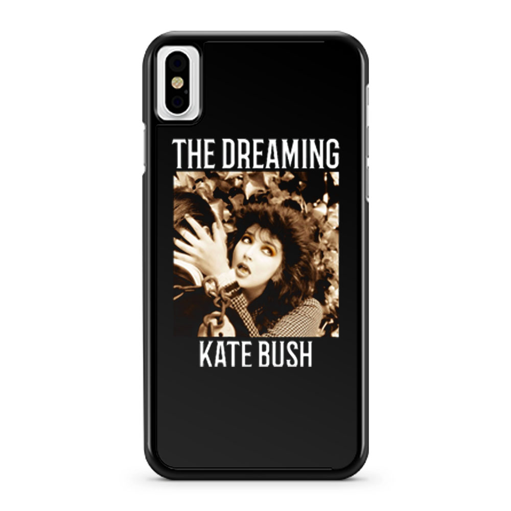The Dreaming Kate Bush iPhone X Case iPhone XS Case iPhone XR Case iPhone XS Max Case