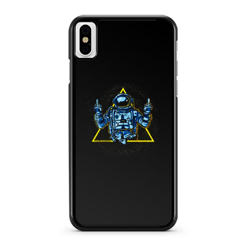 The Honest Astronaut iPhone X Case iPhone XS Case iPhone XR Case iPhone XS Max Case