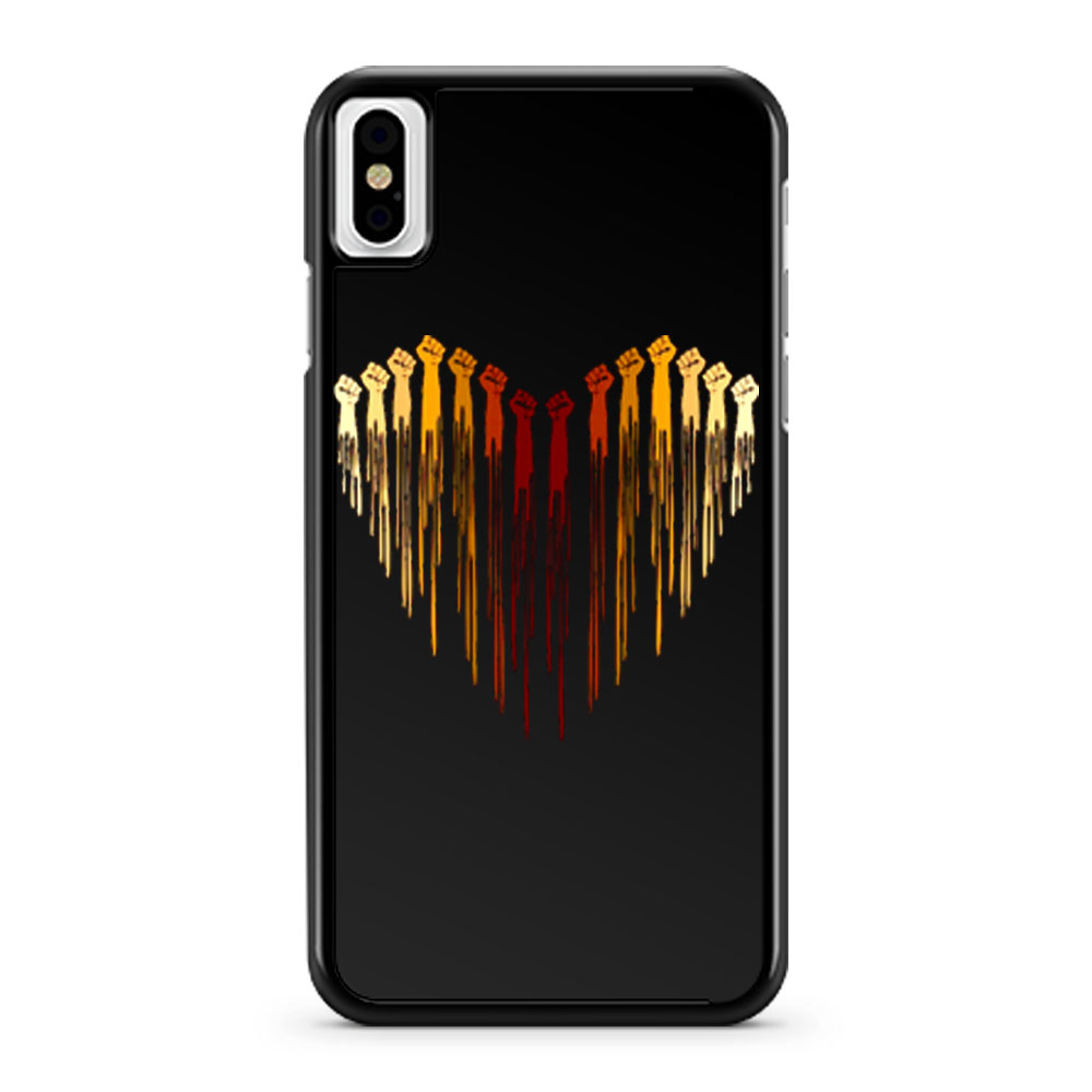 Together We Rise iPhone X Case iPhone XS Case iPhone XR Case iPhone XS Max Case