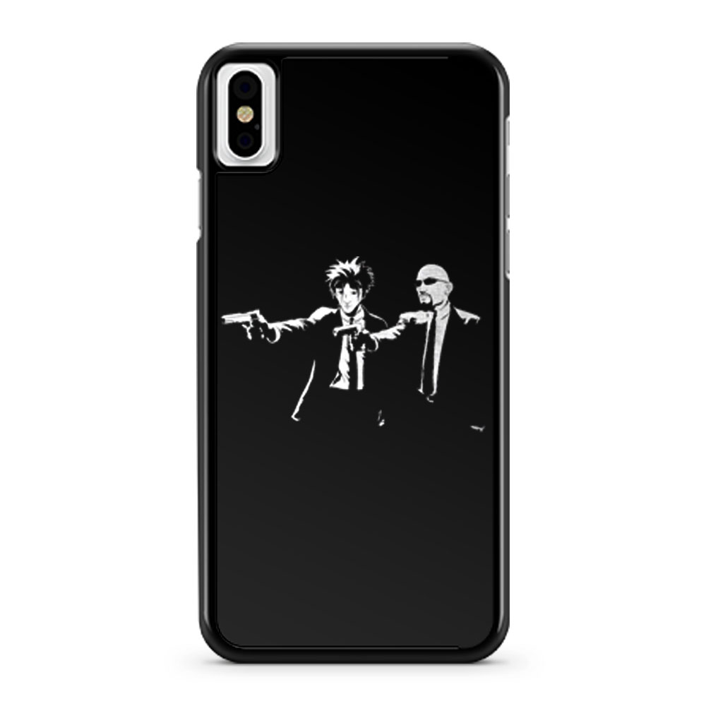 Turks Fiction Final Fantasy VII Reno Rude iPhone X Case iPhone XS Case iPhone XR Case iPhone XS Max Case