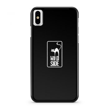 Wild Side Director iPhone X Case iPhone XS Case iPhone XR Case iPhone XS Max Case