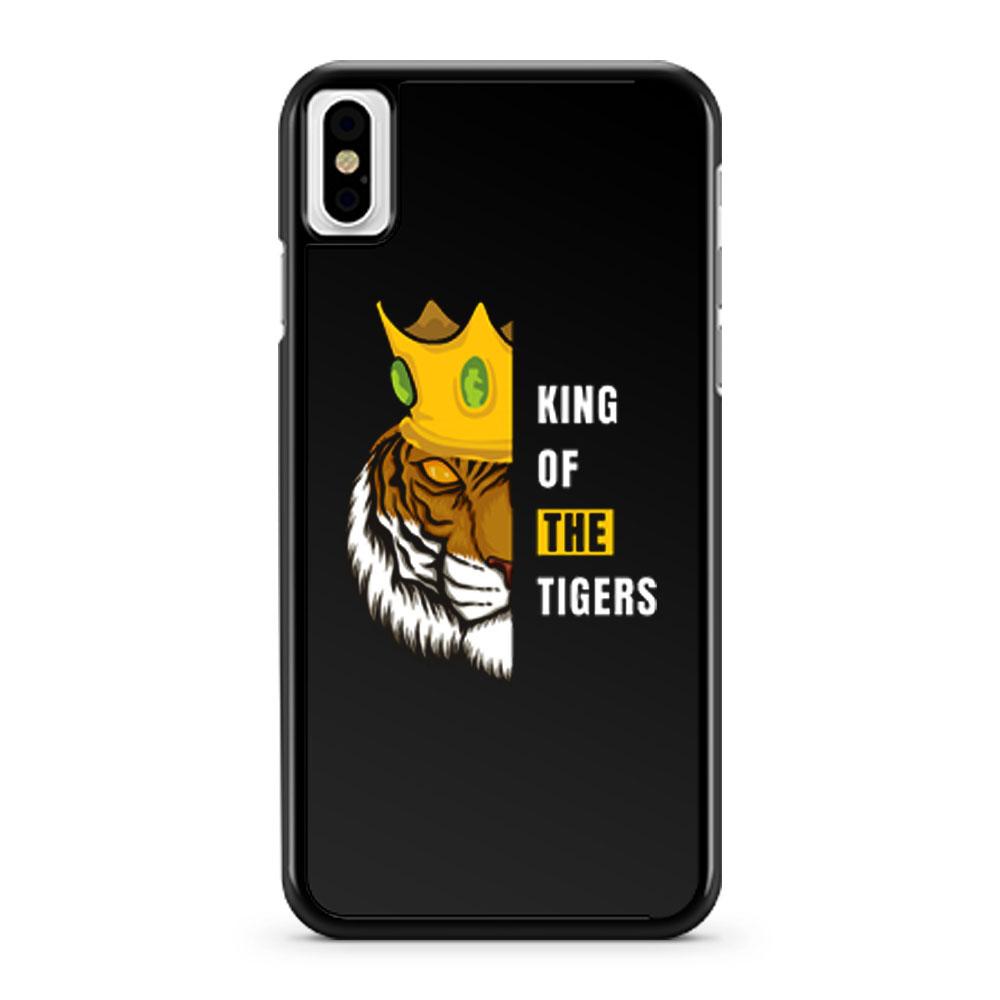 Wildcat Tigress Tigris Big Cat King Of The Exotic Tigers iPhone X Case iPhone XS Case iPhone XR Case iPhone XS Max Case