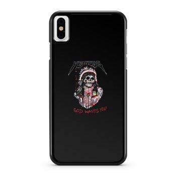 Yeezus God Wants You iPhone X Case iPhone XS Case iPhone XR Case iPhone XS Max Case