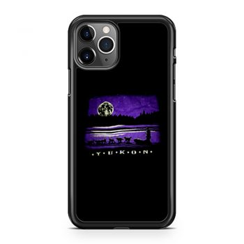 Yukon Canada Wilderness iPhone 11 Case iPhone 11 Pro Case iPhone 11 Pro Max Case
