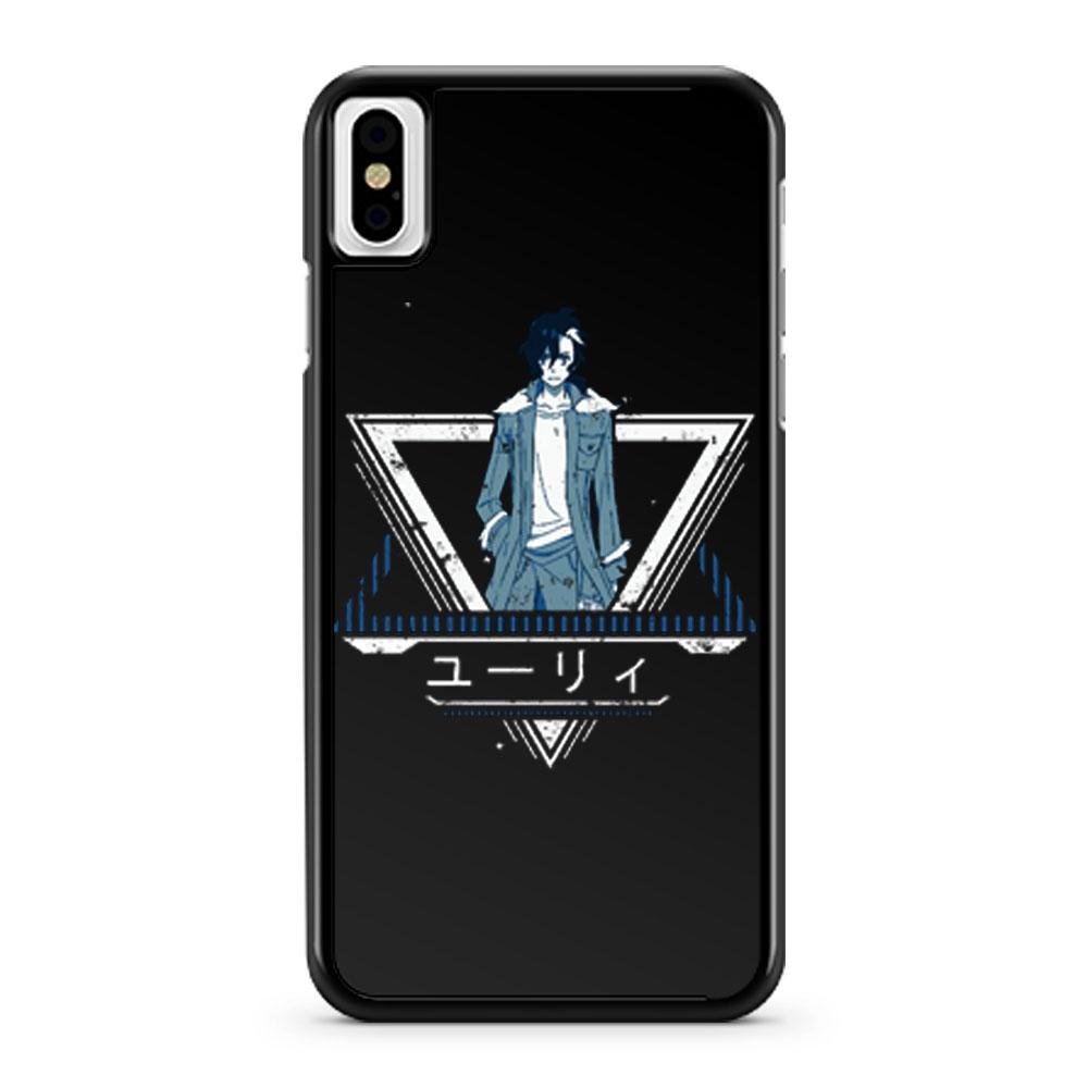 Yuliy Tenrou Sirius The Jaeger iPhone X Case iPhone XS Case iPhone XR Case iPhone XS Max Case