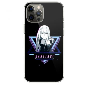 Zero Two Darling in the Franxx Anime iPhone 12 Case iPhone 12 Pro Case iPhone 12 Mini iPhone 12 Pro Max Case