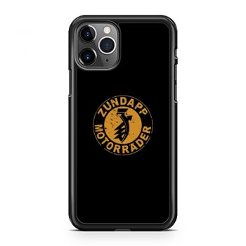 Zundapp Motorrader iPhone 11 Case iPhone 11 Pro Case iPhone 11 Pro Max Case