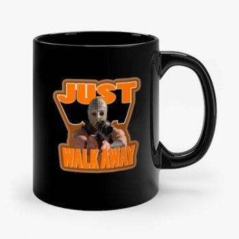 80s Cult Classic Mad Max 2 The Road Warrior The Humungus Walk Away Mug