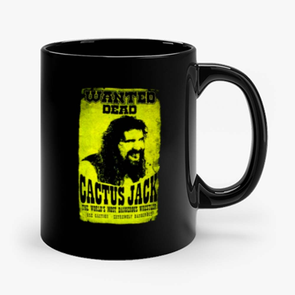 Cactus Jack Mick Foley Mug
