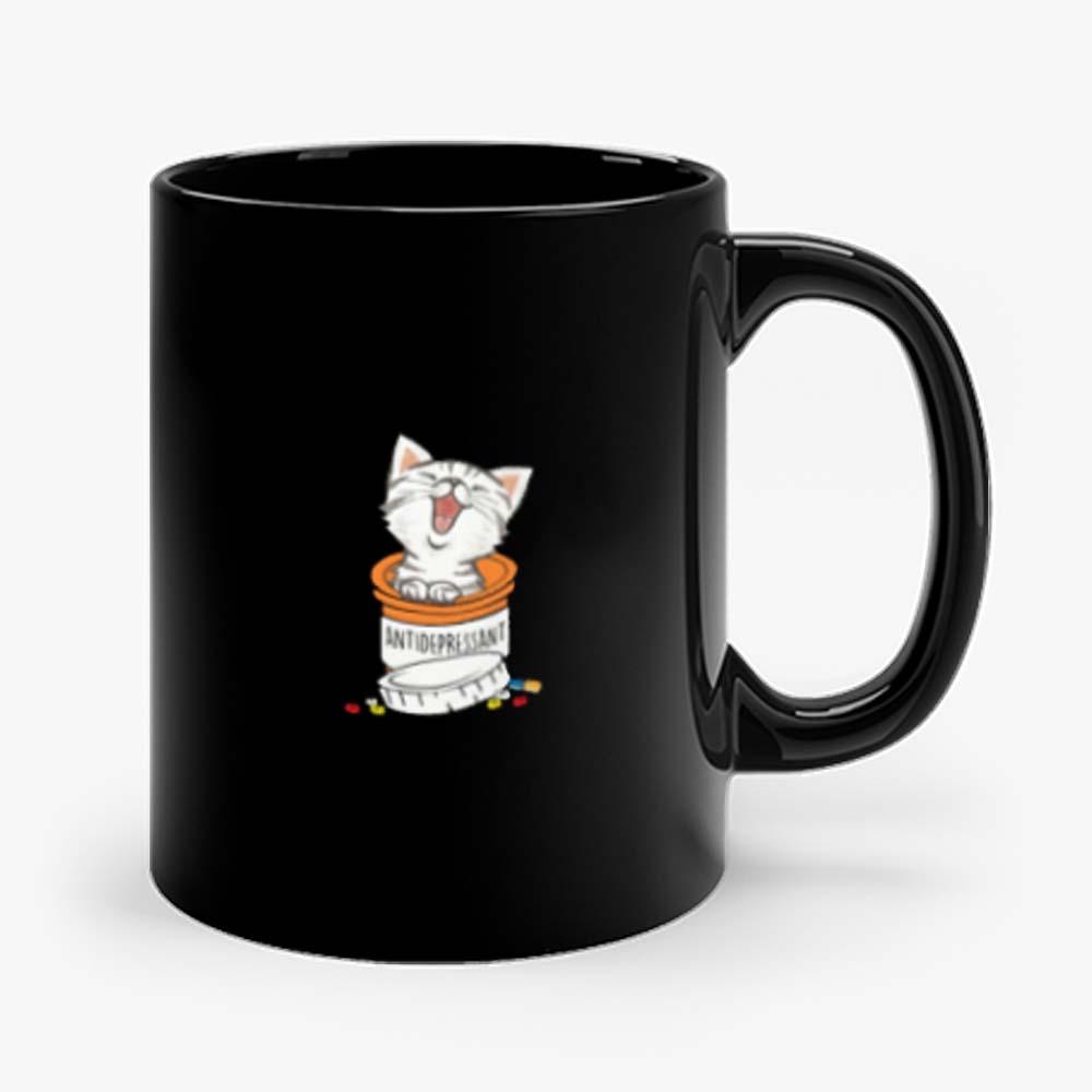 Capsule Cat Funny Kitten Mug