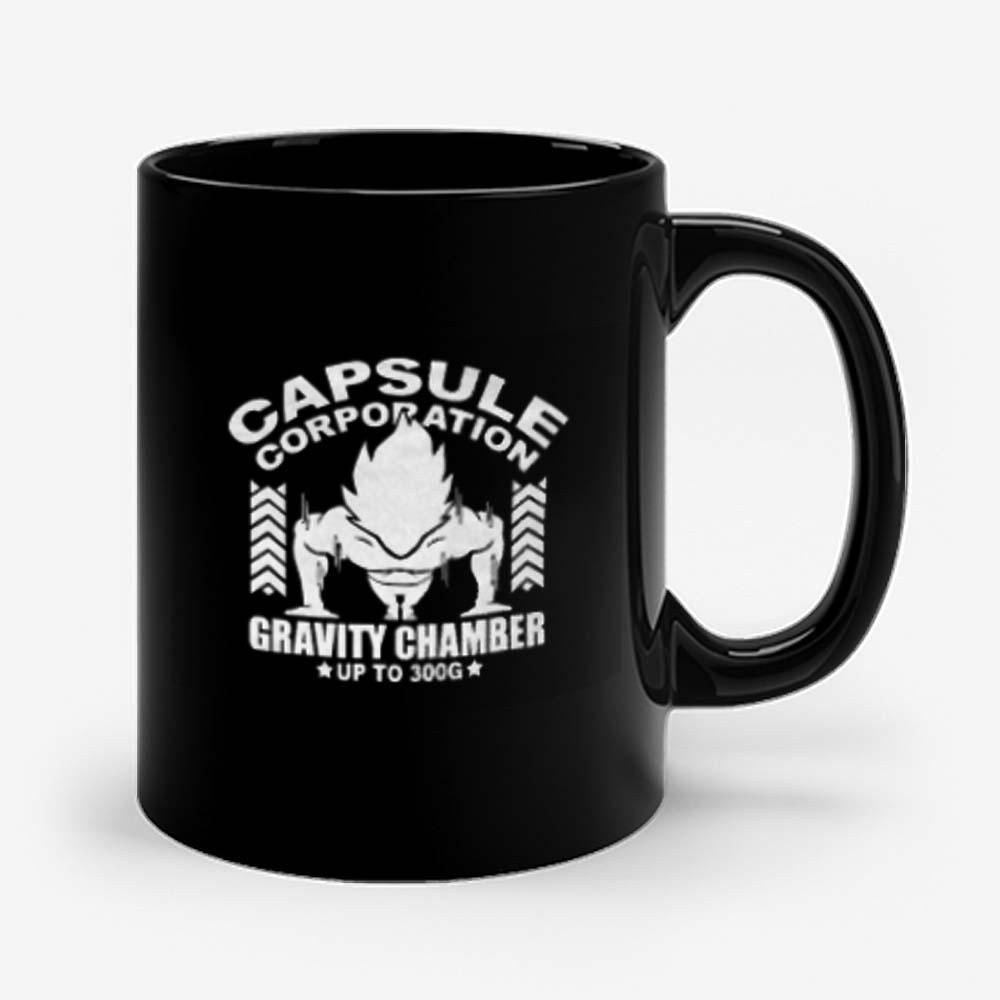 Capsule Corp Gravity Chamber Mug
