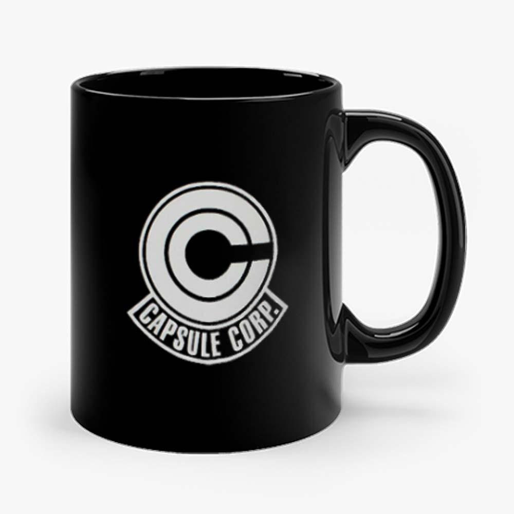 Capsule Corp Mug