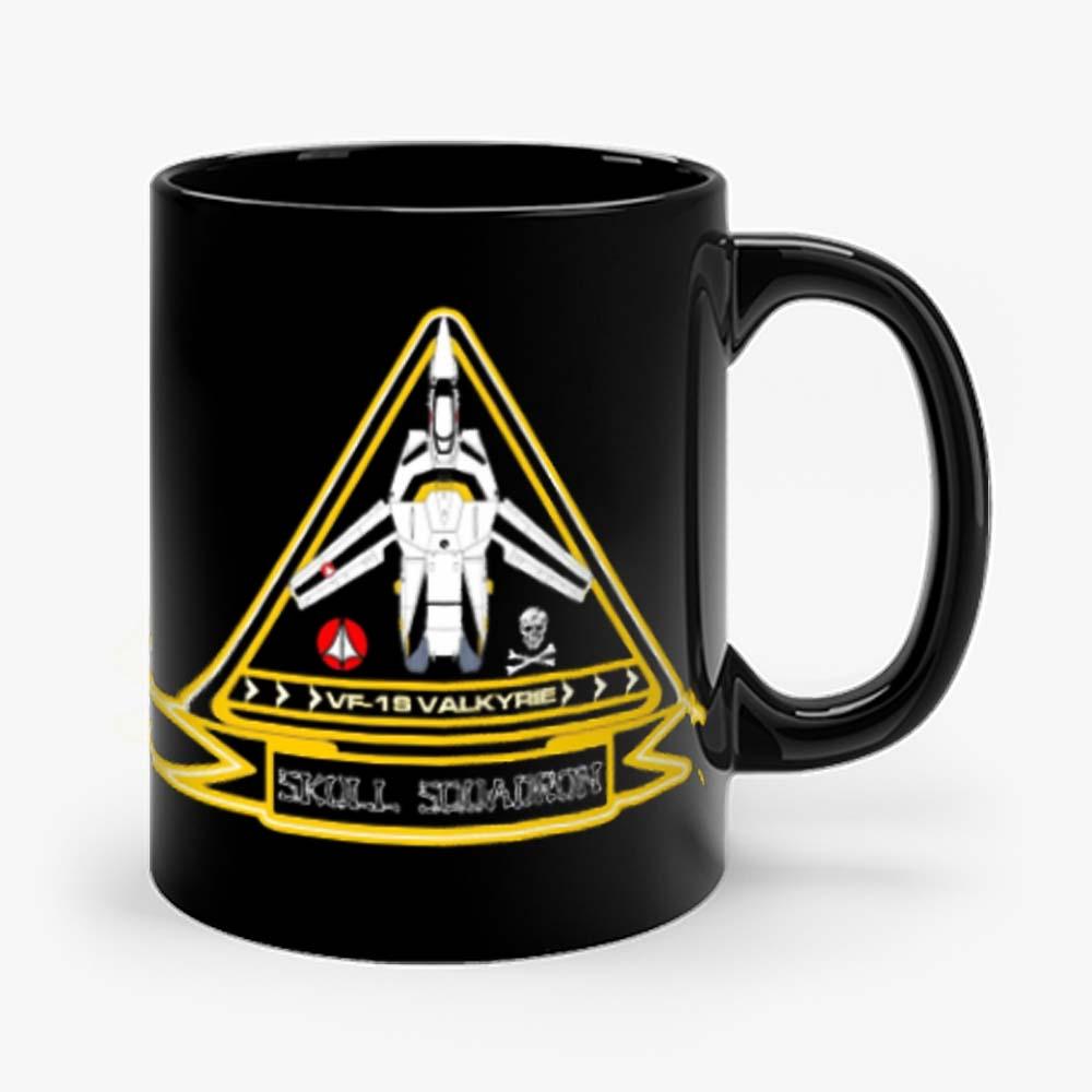 Cartoon Classic Robotech Skull Squadron Mug