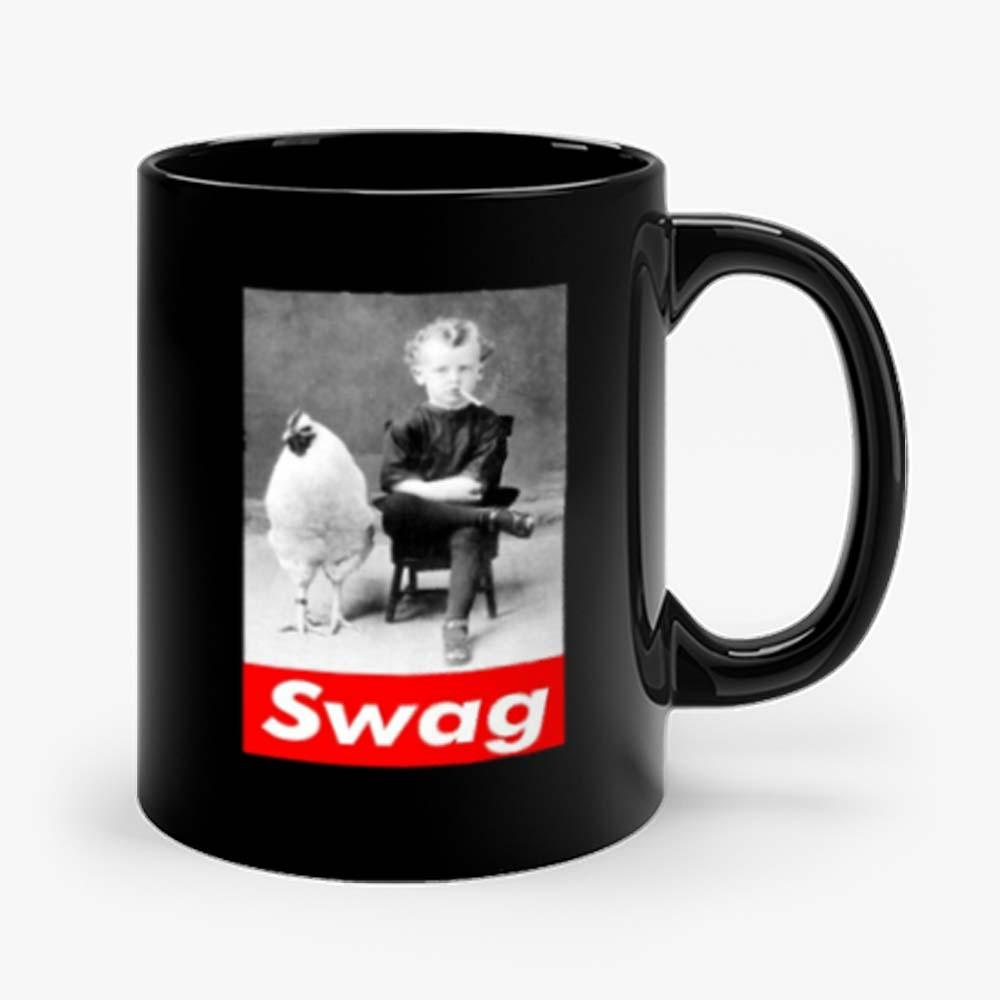 Chicken Funny And Kid Swag Mug