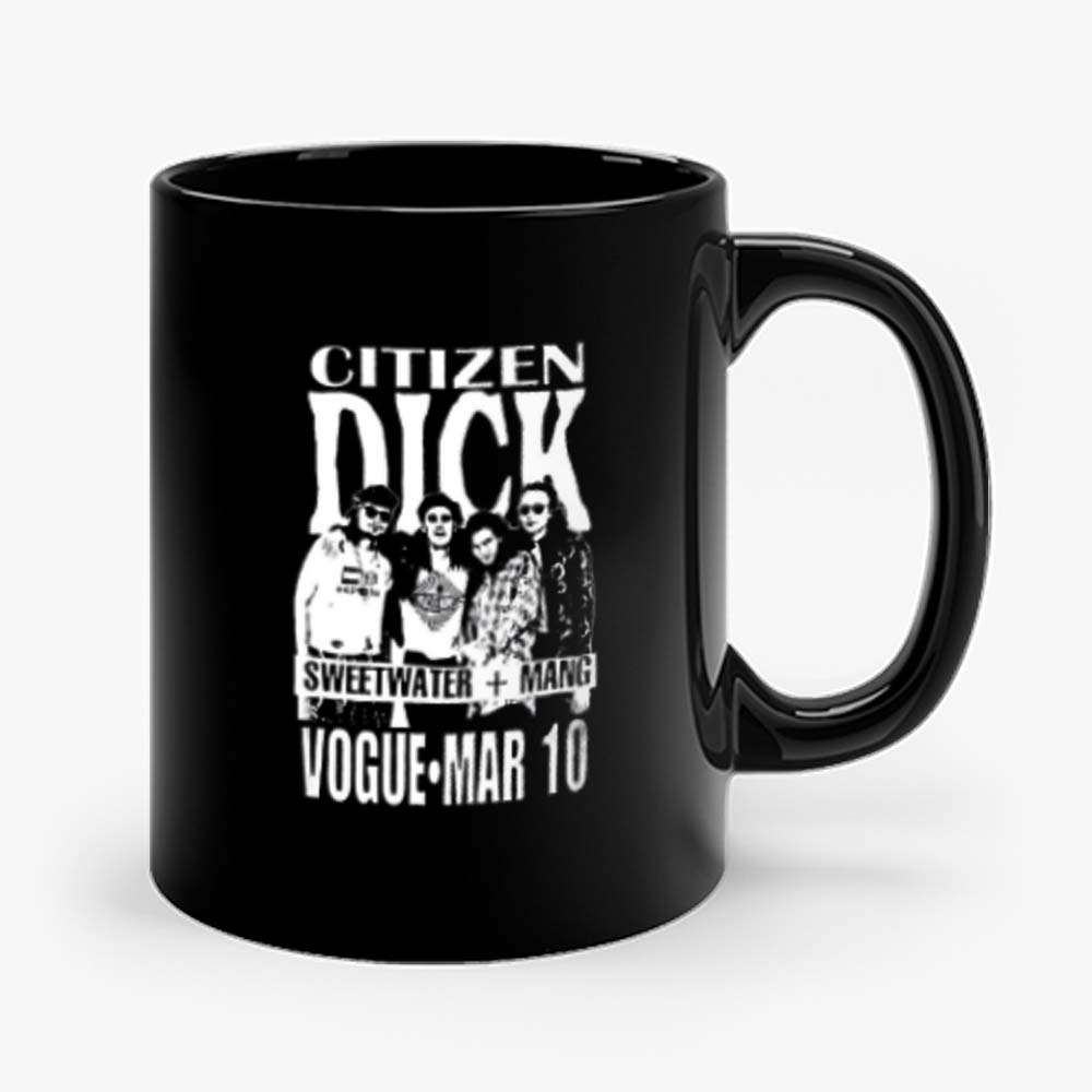 Citizen Dick Band Mug