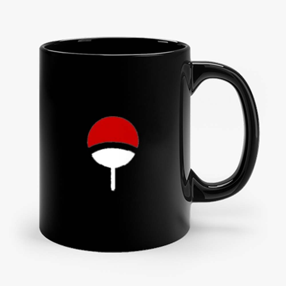 Clans Logo Uchiha Naruto Anime Mug